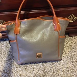 NWOT Dooney and Bourke Kristen tote
